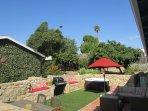 Great backyard!