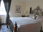 One of several beautiful bedrooms