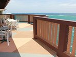 Large Terrace opens onto 40ft Deck