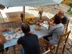 Desayunos de verano