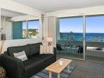 comfortable lounge/sofa bed