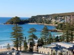 view of Shelley Beach & Manly Corso
