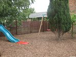 Garden/play area
