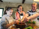 Do you Want to Add a Cooking Experience to your Tuscan Holiday?  Let Us Know!
