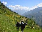beautiful treks