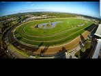 Belmont Park from up above
