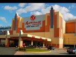 Resort World Casino 20mins away