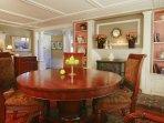 Main Room table