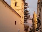 Salvador Chiesa di El al Balcon de Europa.