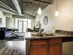 Stay Alfred Premier Lofts - Full kitchen View 2
