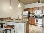 Stay Alfred Premier Lofts - Eat in Kitchen