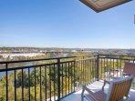 Stay Alfred Nashville Vacation Rental Balcony