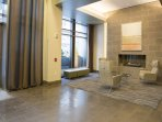Stay Alfred Boston Vacation Rental Lobby