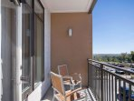 Stay Alfred Nashville Vacation Rental Balcony