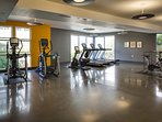 Stay Alfred San Diego Vacation Rentals Fitness Center