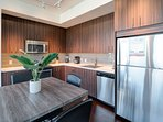 Stay Alfred Portland Vacation Rental Kitchen