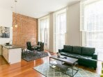 Adorable Carondelet Street Apartment by Stay Alfred