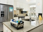 Stay Alfred Washington D.C. Vacation Rentals Kitchen