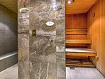 Stay Alfred Washington D.C. Vacation Rentals Sauna