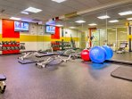 Stay Alfred Washington D.C. Vacation Rentals Fitness Center