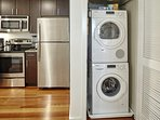 Stay Alfred Philadelphia Vacation Rental In Unit Washer & Dryer