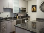 Stay Alfred Boston Vacation Rental Kitchen
