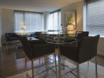 Stay Alfred Boston Vacation Rental Dining Room