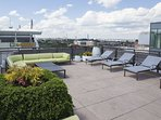 Stay Alfred Boston Vacation Rental Rooftop Patio