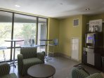 Stay Alfred Boston Vacation Rental Community Room
