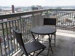 Stay Alfred Boston Vacation Rental Balcony
