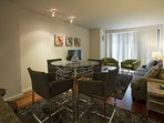 Stay Alfred Boston Vacation Rental Dining Area