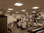 Stay Alfred Portland Vacation Rentals Fitness Center