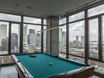 Stay Alfred Boston Vacation Rental Community Game Room