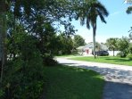 Beautiful, quiet neighborhood for walking, running and biking.