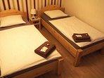 Das kleine Schlafzimmer