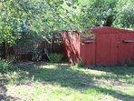 Privacy Fenced Backyard