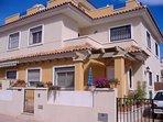 Cosy fully-equipped villa in Torre de la Horadada (Alicante)