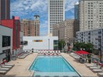 Stay Alfred on Ponce De Leon Avenue Outdoor Pool. Take a dip and soak up the sun!