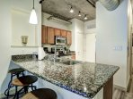Stay Alfred Premier Lofts - Granite Kitchen Counters