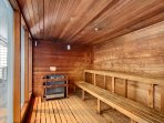 Stay Alfred Seattle Vacation Rentals Sauna