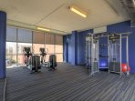 Stay Alfred Chisca on Main - Community Fitness Center