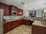 Stay Alfred Memphis Vacation Rental Kitchen