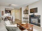 Stay Alfred on Little Raven Street Living Room