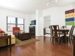 Stay Alfred Washington D.C. Vacation Rentals Living Room