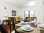 Stay Alfred Washington D.C. Vacation Rentals Dining Area