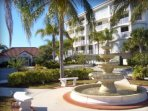 Cape Canaveral Upscale Condo just off A1A.  Near Beach Access with Beautiful Water-View Sunsets