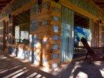 Katy kuni-Old Himachali architecture( Wooden corners)