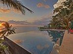 Villa Sunyata - Infinity Pool over the Andaman Sea