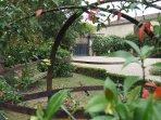 Hotel de Gensac gardens