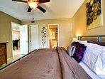 10-Master bedroom includes walk in closet and en suite bathroom